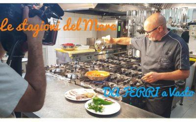 TGMax – Da Ferri, la ricetta del Brodetto di pesce dello chef Italo Ferri di Vasto